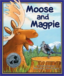 Moose and Magpie by Bettina Restrepo